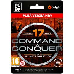 Command & Conquer (The Ultimate Collection) [Origin] na progamingshop.sk