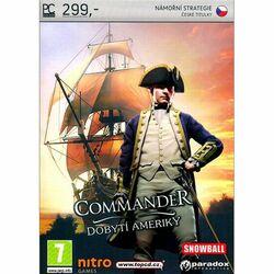 Commander: Dobytie Ameriky CZ na progamingshop.sk