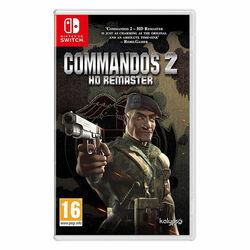Commandos 2 (HD Remaster) [NSW] - BAZÁR (použitý tovar) na progamingshop.sk