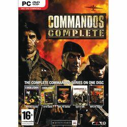 Commandos Complete na progamingshop.sk