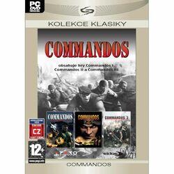 Commandos CZ na progamingshop.sk