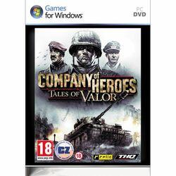 Company of Heroes: Tales of Valor CZ na progamingshop.sk