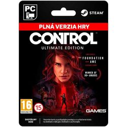 Control (Ultimate Edition) [Steam] na progamingshop.sk