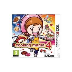 Cooking Mama 4 na progamingshop.sk