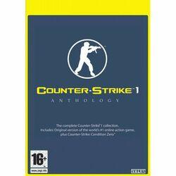 Counter Strike 1.6 Anthology digital na progamingshop.sk