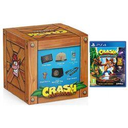 Crash Bandicoot N.Sane Trilogy (ProGamingShop Deluxe Edition) na pgs.sk