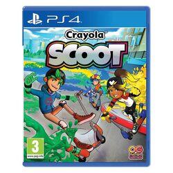 Crayola Scoot [PS4] - BAZÁR (použitý tovar) na progamingshop.sk