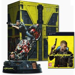 Cyberpunk 2077 CZ (Collector's Edition) na progamingshop.sk