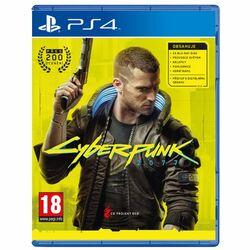 Cyberpunk 2077 CZ [PS4] - BAZÁR (použitý tovar) na progamingshop.sk
