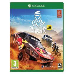 Dakar 18 [XBOX ONE] - BAZÁR (použitý tovar) na progamingshop.sk