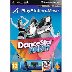 DanceStar: Party + Move Starter Pack na progamingshop.sk