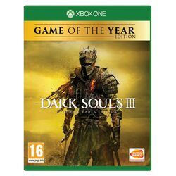 Dark Souls 3 (The Fire Fades Edition) [XBOX ONE] - BAZÁR (použitý tovar) na progamingshop.sk