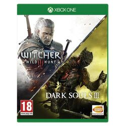 Dark Souls 3 & The Witcher 3: Wild Hunt Compilation na progamingshop.sk