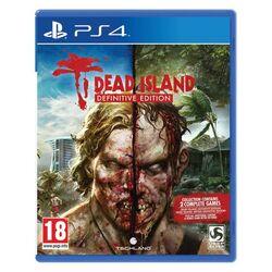 Dead Island (Definitive Collection) [PS4] - BAZÁR (použitý tovar) na progamingshop.sk