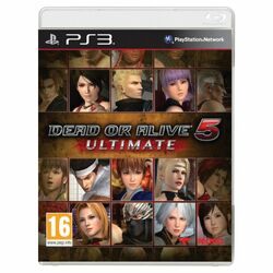 Dead or Alive 5 Ultimate na progamingshop.sk
