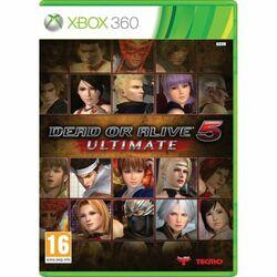 Dead or Alive 5 Ultimate na progamingshop.sk
