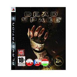Dead Space CZ PS3 - BAZÁR (použitý tovar) na progamingshop.sk
