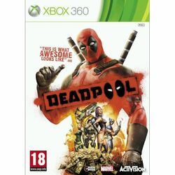 Deadpool na progamingshop.sk