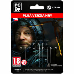 Death Stranding CZ [Steam] na progamingshop.sk