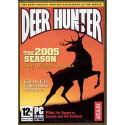 Deer Hunter: The 2005 Season na progamingshop.sk
