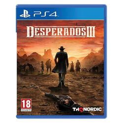 Desperados 3 [PS4] - BAZÁR (použitý tovar) na progamingshop.sk