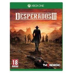 Desperados 3 [XBOX ONE] - BAZÁR (použitý tovar) na progamingshop.sk