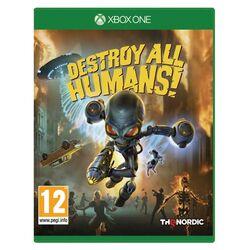 Destroy All Humans! [XBOX ONE] - BAZÁR (použitý tovar) na progamingshop.sk