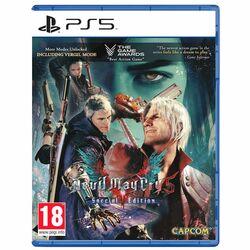 Devil May Cry 5 (Special Edition) [PS5] - BAZÁR (použitý tovar) na progamingshop.sk