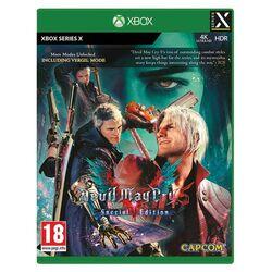 Devil May Cry 5 (Special Edition) [XBOX SX] - BAZÁR (použitý tovar) na progamingshop.sk