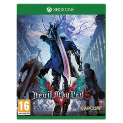 Devil May Cry 5 [XBOX ONE] - BAZÁR (použitý tovar) na progamingshop.sk