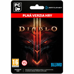 Diablo 3 [Battle.net] na progamingshop.sk