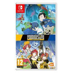 Digimon Story: Cyber Sleuth (Complete Edition) [NSW] - BAZÁR (použitý tovar) na progamingshop.sk
