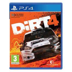 DiRT 4 [PS4] - BAZÁR (použitý tovar) na progamingshop.sk