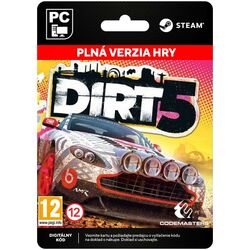 DiRT 5 [Steam] na progamingshop.sk
