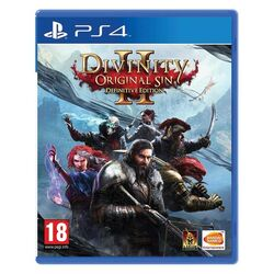 Divinity: Original Sin 2 (Definitive Edition) [PS4] - BAZÁR (použitý tovar) na progamingshop.sk