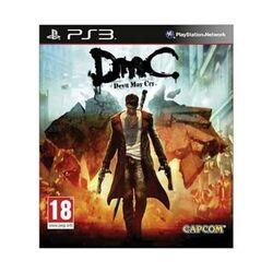 DmC: Devil May Cry [PS3] - BAZÁR (použitý tovar) na progamingshop.sk