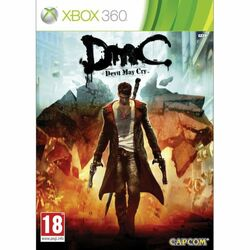 DmC: Devil May Cry na progamingshop.sk