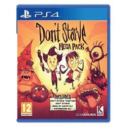 Don't Starve (Mega Pack) [PS4] - BAZÁR (použitý tovar) na progamingshop.sk