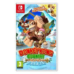 Donkey Kong Country: Tropical Freeze [NSW] - BAZÁR (použitý tovar) na progamingshop.sk
