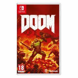 Doom [NSW] - BAZÁR (použitý tovar) na progamingshop.sk