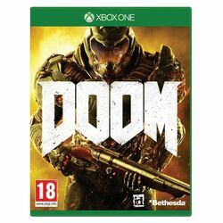 Doom [XBOX ONE] - BAZÁR (použitý tovar) na progamingshop.sk
