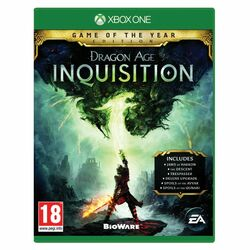 Dragon Age: Inquisition (Game of the Year Edition) na pgs.sk