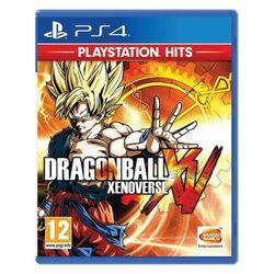Dragon Ball: Xenoverse na pgs.sk
