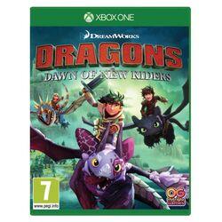 Dragons: Dawn of New Riders [XBOX ONE] - BAZÁR (použitý tovar) na progamingshop.sk