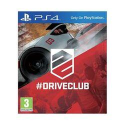 DRIVECLUB [PS4] - BAZÁR (použitý tovar) na progamingshop.sk
