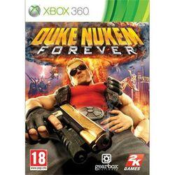 Duke Nukem Forever- XBOX 360- BAZÁR (použitý tovar) na progamingshop.sk