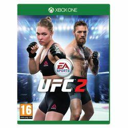 EA Sports UFC 2 [XBOX ONE] - BAZÁR (použitý tovar) na progamingshop.sk