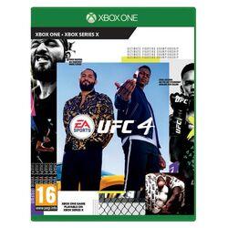 EA Sports UFC 4 [XBOX ONE] - BAZÁR (použitý tovar) na progamingshop.sk