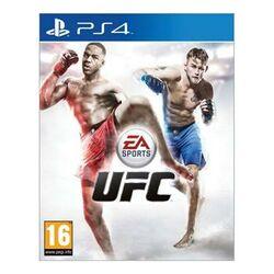 EA Sports UFC [PS4] - BAZÁR (použitý tovar) na progamingshop.sk