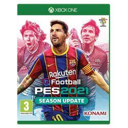 eFootball: PES 2021 (Season Update) [XBOX ONE] - BAZÁR (použitý tovar) na progamingshop.sk